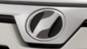 ガソリン車のヴォクシーZSのシンボルマーク